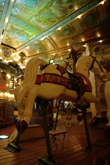French romantic manege