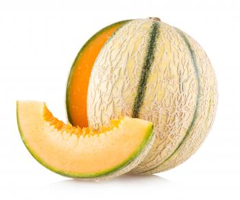 Fresh Sliced Melon