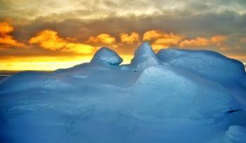 Frozen Arctic