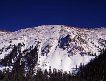 Frozen Mountain