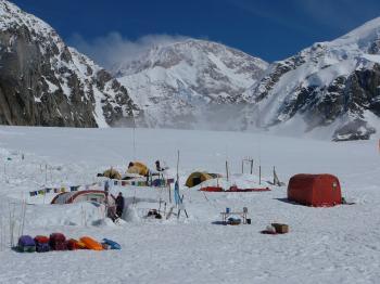 Frozen Mountains
