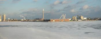 Frozen Toronto harbour, 2018 01 17 -aa