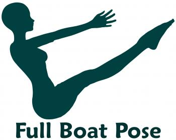 Full Boat Pose