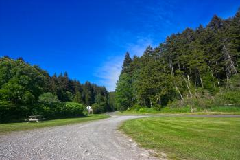 Fundy Park Scenery - HDR