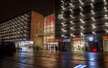 Galeria Krakowska Shopping Mall, Krakow, Poland