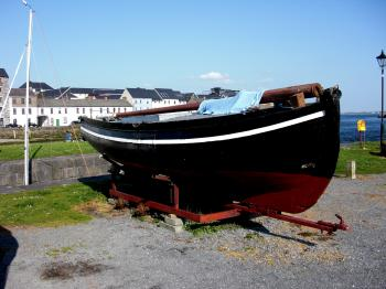 Galway Hooker - Fishing Vessel