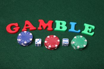 Gamble letters