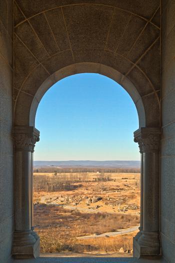 Gateway to Gettysburg - HDR