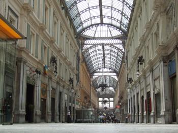 Genova-Galleria-Liguria-Italy - Creative Commons by gnuckx