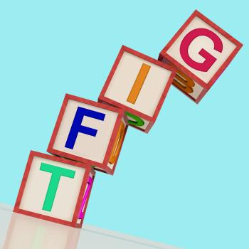 Gift Blocks Mean Present Contribution Or Giving