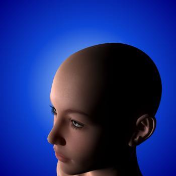 Girl Portrait 3D