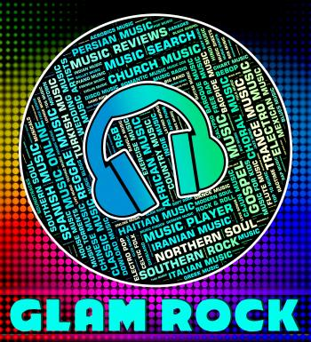 Glam Rock Means New Romantics And Harmonies