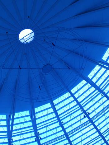 Glass Dome Interior
