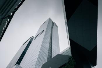 Glassy Skyscrapers