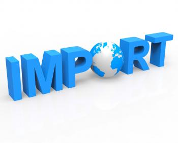 Global Import Represents Buy Abroad And Globalise