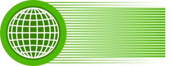 Globe Logo Banner