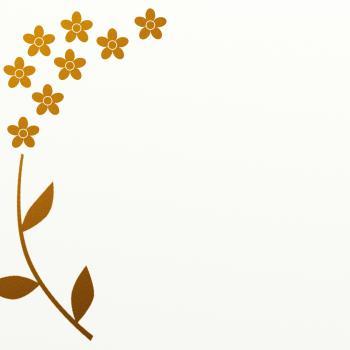 Gold Leaf Border