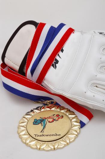 Gold medal - Taekwondo