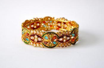 Golden Bangle