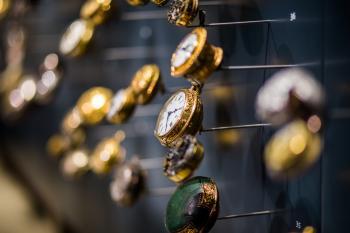 Golden Clocks