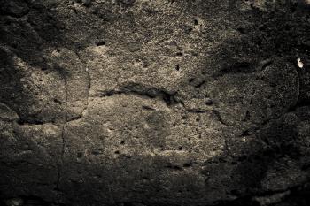 Golden Igneous Rock Texture