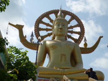 Golden Sculpture