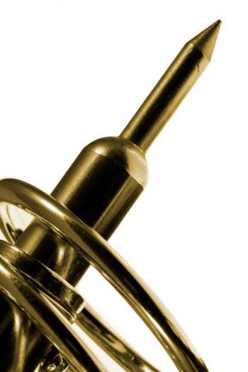 Golden Soldering Iron Tip