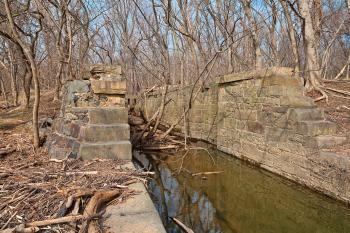 Goose Creek Lock - HDR