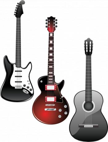 Graphical Guitars
