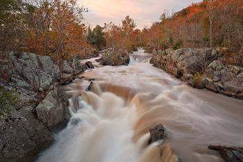 Great Autumn Falls - HDR