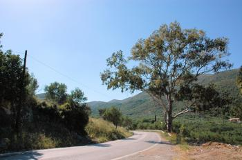 Greece, Zakynthos landscape
