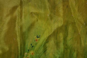 Green Silk
