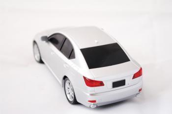 Grey car model