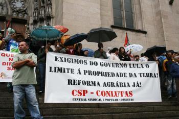 Grito dos Excluídos em São Paulo