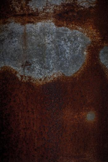 Gritty Rusted Background