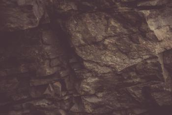 Grunge Basalt Rock Texture