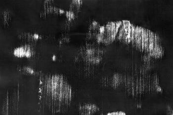 Grunge Black Background
