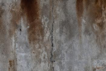 Grunge Cracked Concrete Surface
