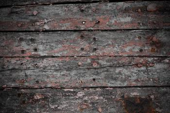 Grunge Painted Wood Texture