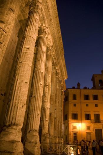 Hadrian's Temple, Rome