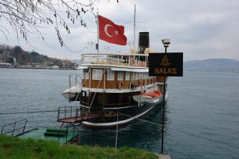 Halas ferry
