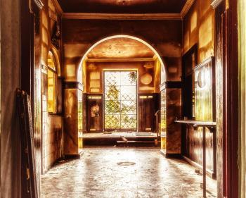 Hallway View Photo