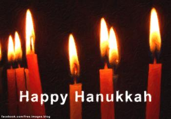 Happy Hanukkah !