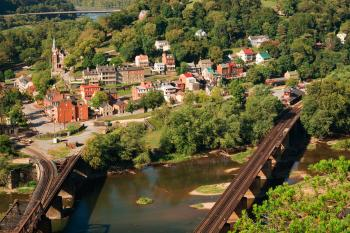 Harpers Ferry Overlook