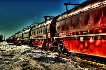 HDR Train
