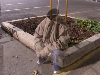 Headless, Homeless Spectre