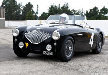 Healey Corvette 1954