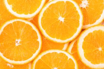 Healthy Orange Slices