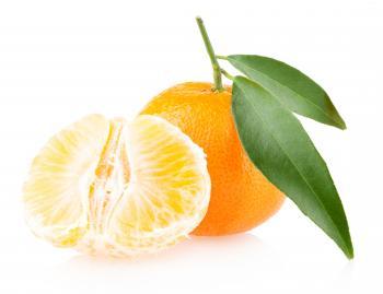 Healthy Ripe Orange