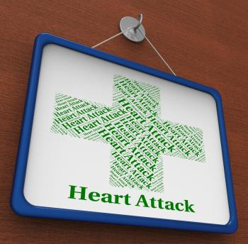 Heart Attack Means Acute Myocardial Infarction And Afflictions